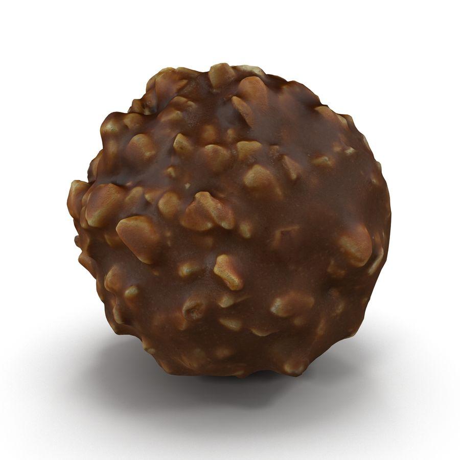 Ferrero Rocher royalty-free 3d model - Preview no. 1