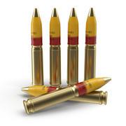 30x113 боеприпасы 3d model