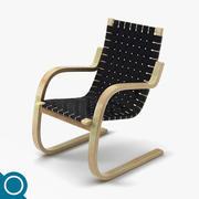 Alvar Aalto 406 3d model