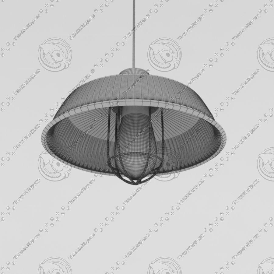 Черный винтажный свет royalty-free 3d model - Preview no. 5