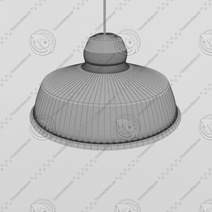Черный винтажный свет royalty-free 3d model - Preview no. 4