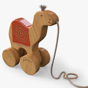 Toy Camel Edward 3d model