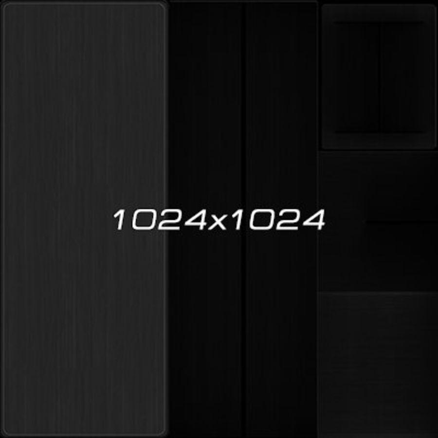 Colección de muebles de oficina royalty-free modelo 3d - Preview no. 104