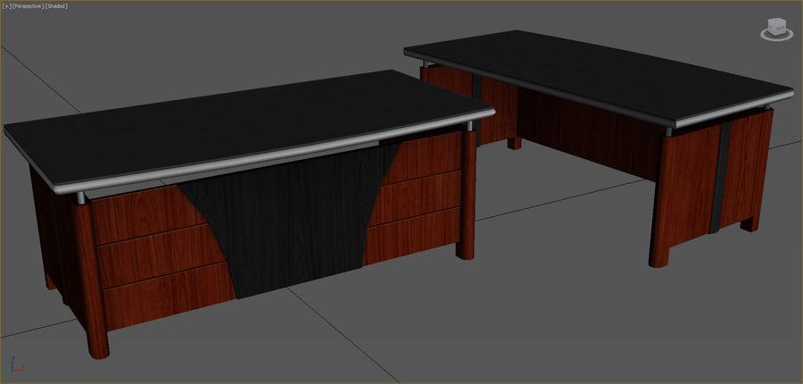 Colección de muebles de oficina royalty-free modelo 3d - Preview no. 54