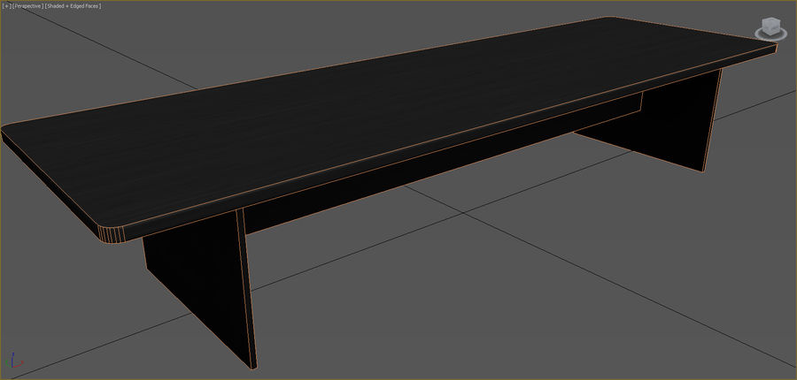 Colección de muebles de oficina royalty-free modelo 3d - Preview no. 103