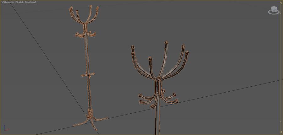 Colección de muebles de oficina royalty-free modelo 3d - Preview no. 61