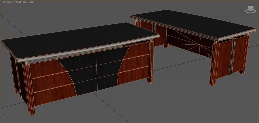 Colección de muebles de oficina royalty-free modelo 3d - Preview no. 55