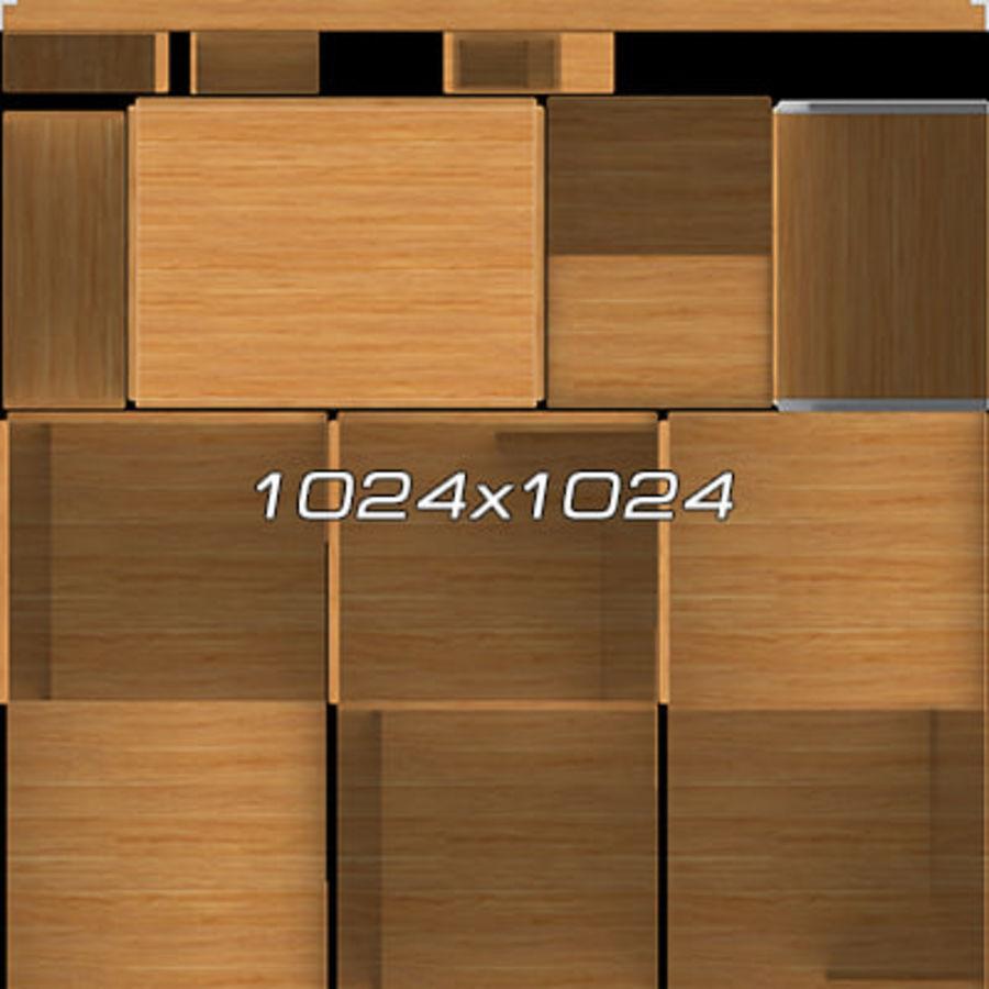 Colección de muebles de oficina royalty-free modelo 3d - Preview no. 95