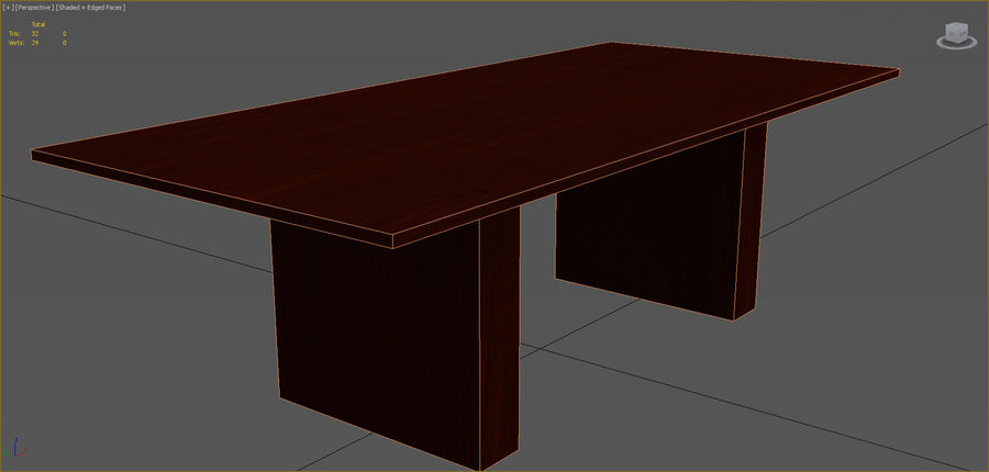 Colección de muebles de oficina royalty-free modelo 3d - Preview no. 88