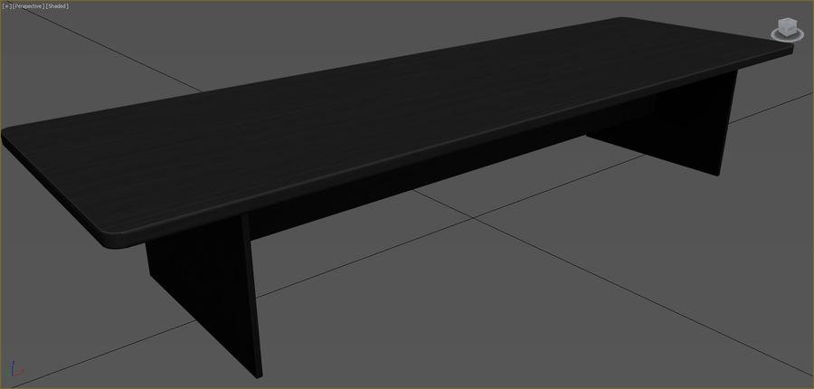 Colección de muebles de oficina royalty-free modelo 3d - Preview no. 102