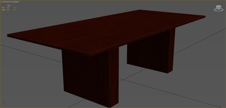 Colección de muebles de oficina royalty-free modelo 3d - Preview no. 87