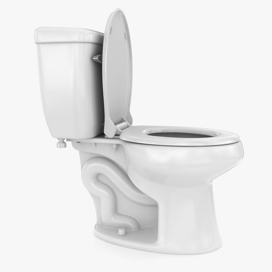 Toilet 3D Model $49 -  max  fbx  c4d  unitypackage  upk  ma  obj