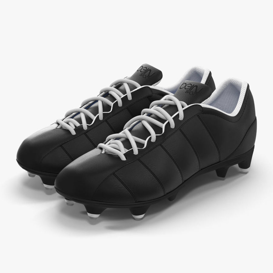 Football Boots 2 3D Model $49 - .ma .max .oth .obj .fbx .c4d .3ds ...