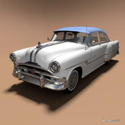 Pontiac Chieftain 1953 3d model