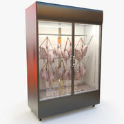 Refrigerated 3d model
