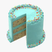 Cake 03 3d model