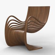 Pipo Chair 3d model