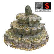 Ancient Buddhist Stupa 8K 3d model