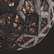 Full Metal Planet 3d model
