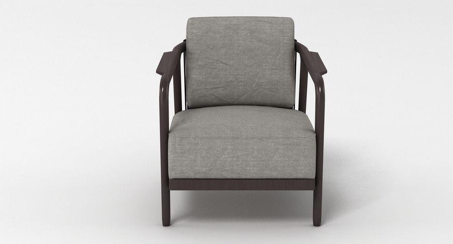 Flexform Crono Chair 3d Model 39 Obj Max Fbx Free3d