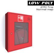 Чехол пожарного рукава 3d model