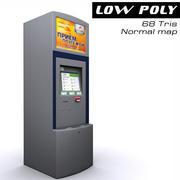 Ödeme terminali 3d model