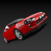 Toyota Supra Mk4 3d model