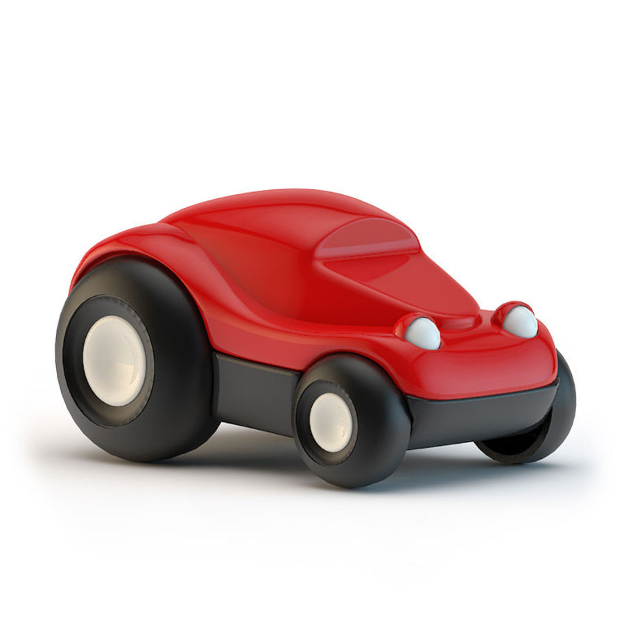 Car_toy royalty-free 3d model - Preview no. 1