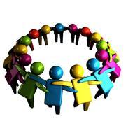 people group 3d model