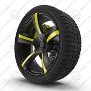 tire2 3d model