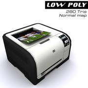 Printer HP 3d model