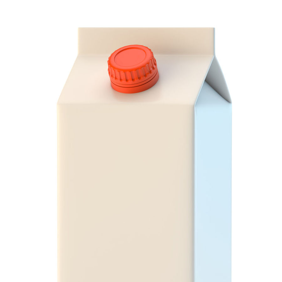 beverage box royalty-free 3d model - Preview no. 6