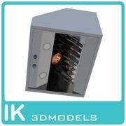Viking ventilation VWH53048 30 inch 3d model
