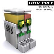 Refrigeratore per bevande 3d model