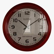 Zegar ścienny 3d model