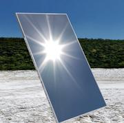Solar Panel, 60-Cell SolarWorld 3d model