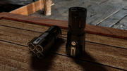 Tactical Flashlight 3d model