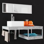 Arredamento lavello 3d model