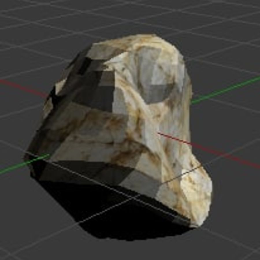 Rots royalty-free 3d model - Preview no. 3