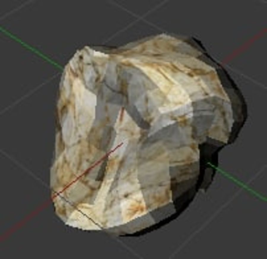Rots royalty-free 3d model - Preview no. 1