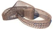 Roller Coaster Wooden Style 3d model