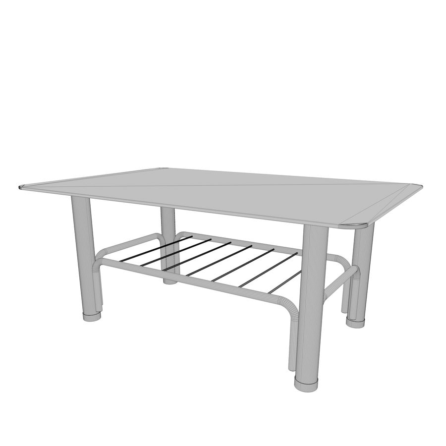 Centre de table royalty-free 3d model - Preview no. 7