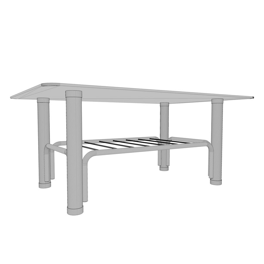 Centre de table royalty-free 3d model - Preview no. 10