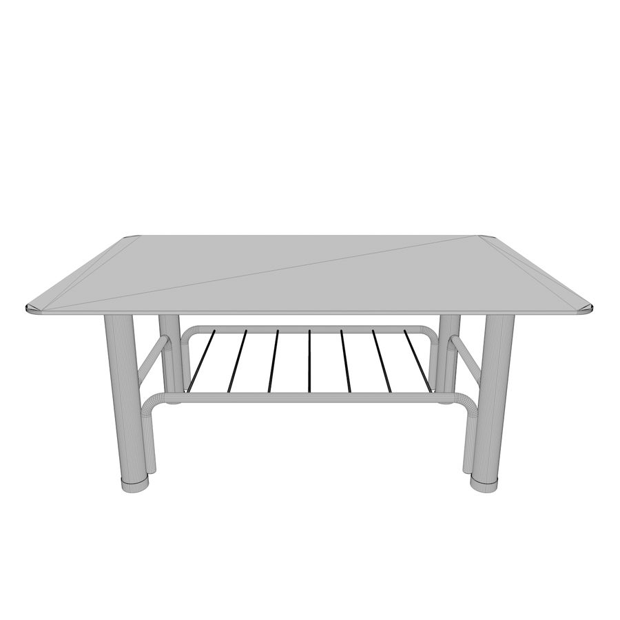 Centre de table royalty-free 3d model - Preview no. 8