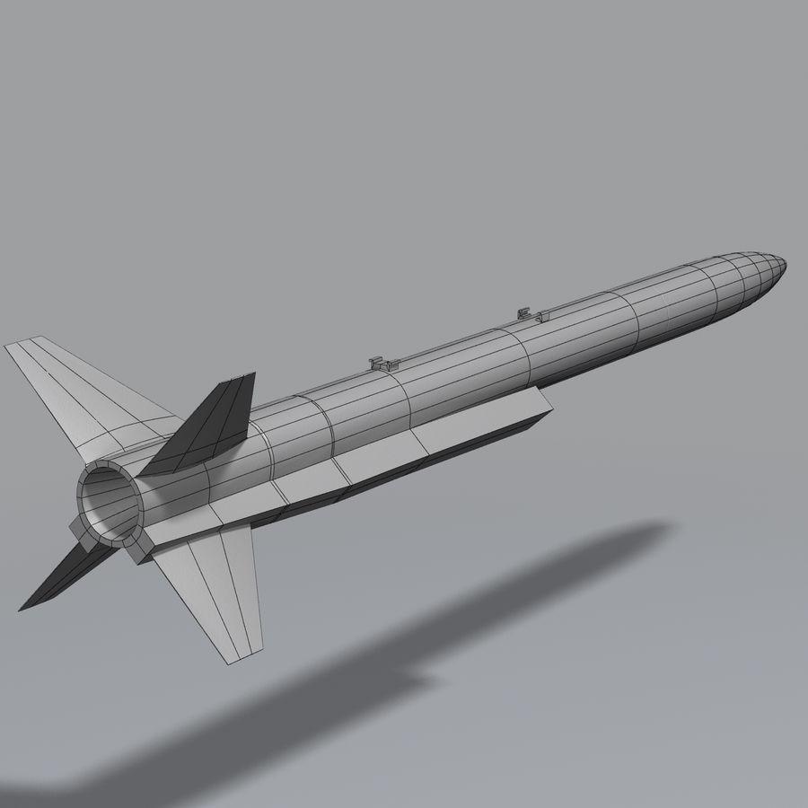 MBDA Meteor royalty-free modelo 3d - Preview no. 10