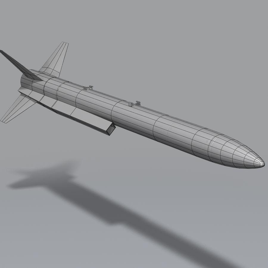 MBDA Meteor royalty-free modelo 3d - Preview no. 9