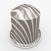 Nespresso Capsule Ciocattino (Mental ray) 3d model