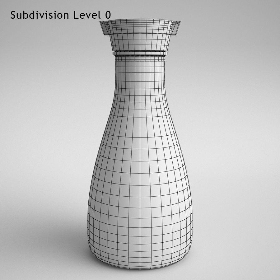 키코 만 간장 라이트 royalty-free 3d model - Preview no. 12