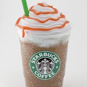 Frappuccino_Caramel 3d model