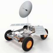 Łazik Planet 3d model